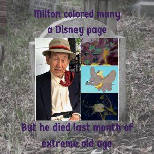 Haunted Mansion Memoriam – Milton Quan