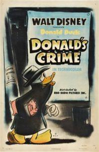 Donald's Crime – 1945