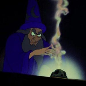 Sorcerer Who?