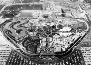 The First Operating Disneyland Attraction