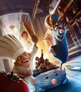 Trackless, Wireless, and Borderless – The Sleek Frontier of Disney Dark Rides