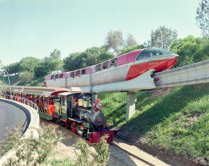 Disneyland PM (Pre-Monorail)
