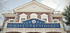 Magic Kingdom's Hall of Presidents – The Second Speaking President