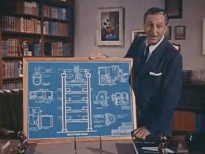 Walt Disney – Inventor