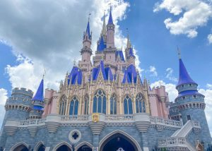 The Castles of Walt Disney World