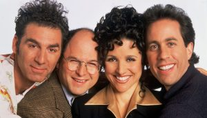 Yada Yada Yada: The Ties That Bind Seinfeld and Disney