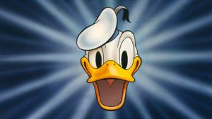 Phooey: The Quacky World of Donald Duck