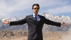 Tony Stark – Superstar Avenger