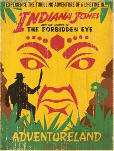 Look Out For That Boulder! – The Trick on the Eyes in the Temple of the Forbidden Eye