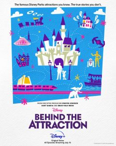 Must-See TV! New Disney+ Series Behind the Attraction