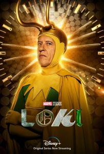 Glorious Purpose –  New Loki Character Posters (spoilers)