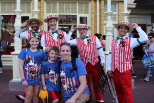 What Are Those Things Called? The Dapper Dans and Their Bizarre Instruments
