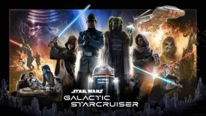 The Force is Strong! Disney Releases Star Wars: Galactic Starcruiser Poster