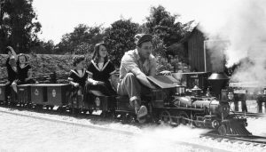 Hidden Walt: The Carolwood Pacific Railroad Room at Disney's Wilderness Lodge
