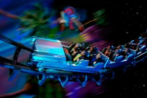 Life in the Fast Lane: The Fastest Rides in Walt Disney World